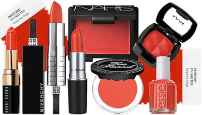 tangerine-tango-makeup