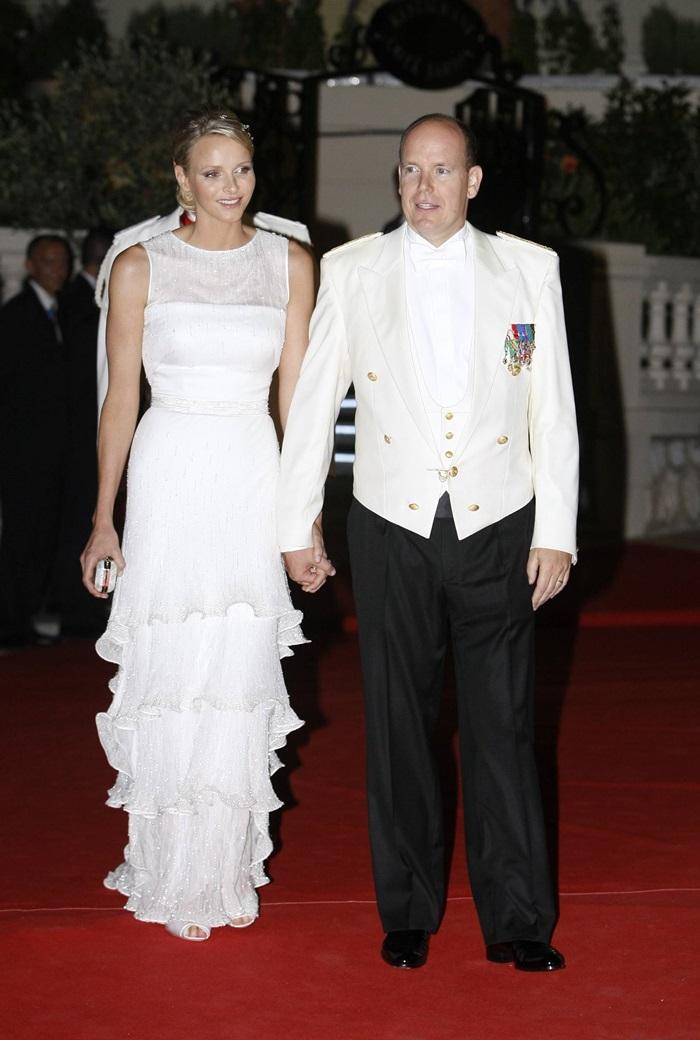 Prince Albert II of Monaco, Charlene Wittstock, Charlene Princess of Monaco