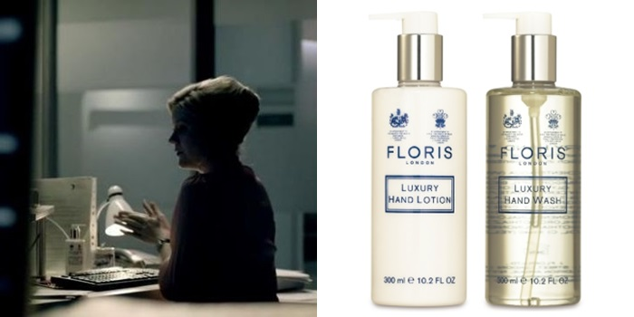 floris cefiro luxury hand line