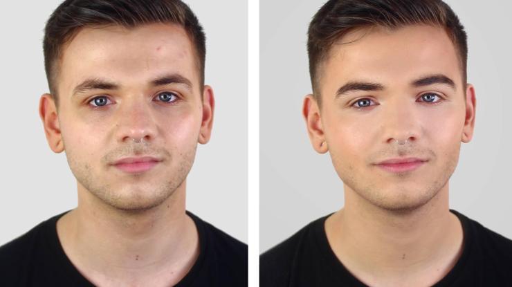 men-make-up