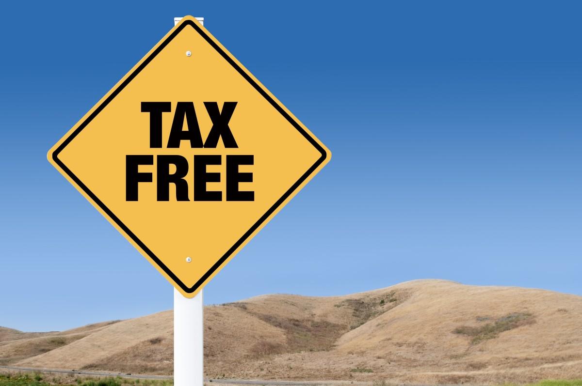 Tax Free sin límites